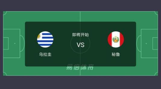 乌拉圭VS秘鲁比分预测!2019美洲杯乌拉圭对秘鲁首发阵容竞彩盘口推荐